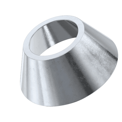 15.8 x 10.9 Armour Ring™ - Zinc Plated Case Hardened Steel