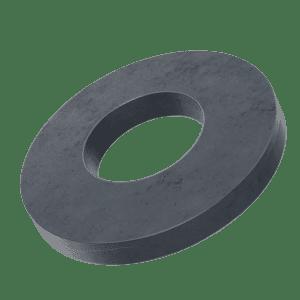 M12 Belleville Washers (DIN 6796) - Black Marine Stainless Steel (A4)