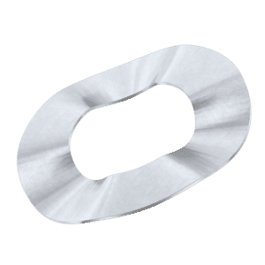 M2.5 Crinkle Washers (BS4463) - Stainless Steel (A2)