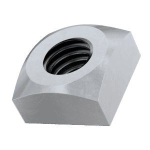 M6 Chamfered Square Nuts (DIN 557) - Marine Stainless Steel (A4)