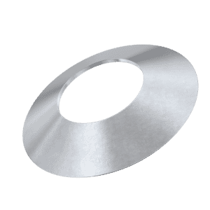 18mm x 6.2mm x 0.4mm Disc Springs (DIN 2093) - Stainless Steel (A1)