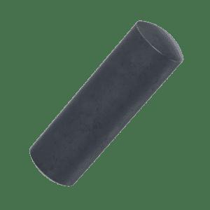 6mm (m6) x 12mm Dowel Pins (DIN 7) - Black Marine Stainless Steel (A4)