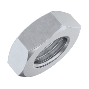 M8 Thin Hexagon Nuts (DIN 439) - Stainless Steel (A2)