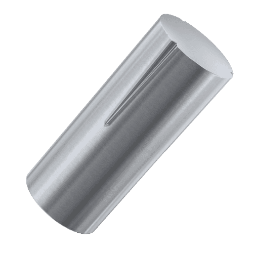 Half Length Taper Grooved Pins