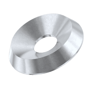 Metric Solid Countersunk Washers
