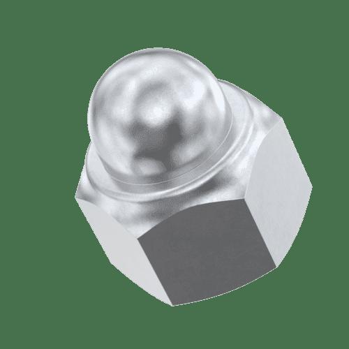 Nylon-Muttern