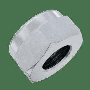 Hexagon Nylon Locking Nuts