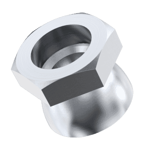 M10 Shear Nuts - Stainless Steel (A2)