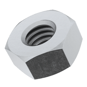M5 Hexagon Nuts (DIN 934) - Marine Stainless Steel (A4)