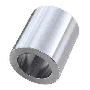 Metric Cylindrical Spacers