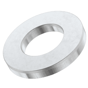 M5 Form A Flat Washers (DIN 125) - Marine Stainless Steel (A4)