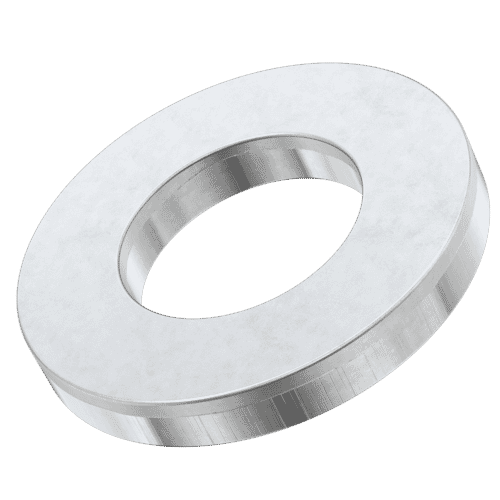 M6 Form A Flat Washers (DIN 125) - Stainless Steel (A2)