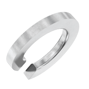 M2.5 Rectangular Profile Spring Washers (DIN 127B) - Marine Stainless Steel (A4)