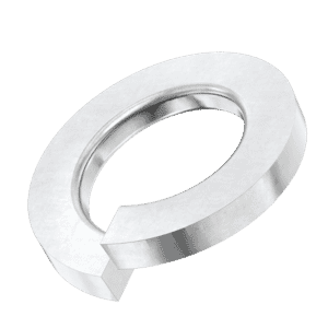 M4 Rectangular Profile Spring Washers (DIN 127B) - Marine Stainless Steel (A4)