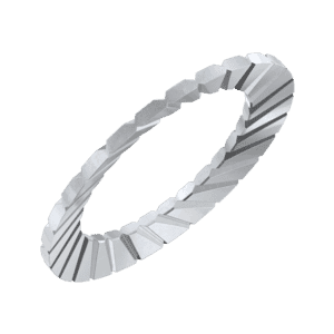 M2 Anti-Vibration Safety Washers - Stainless Steel (A2)