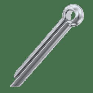 1.2mm x 20mm Split Pins (DIN 94) - Marine Stainless Steel (A4)