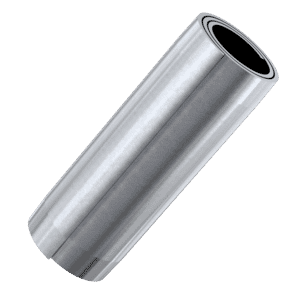 2mm x 4mm Spiral Roll Pins (ISO 8750) - A1 Stainless Steel