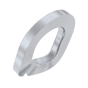 M4 Split Spring Washers (DIN 128A) - Marine Stainless Steel (A4)