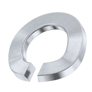 M3 Split Spring Washers (DIN 128A) - Marine Stainless Steel (A4)