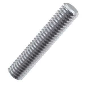 M3 x 1000mm Threaded Bars (DIN 975) - Stainless Steel (A2)