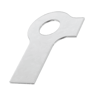 M8 Two Tab Washers (DIN 463) - Stainless Steel (A2)