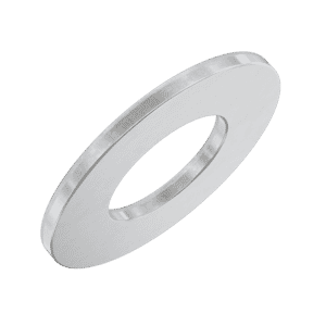 M4 Reduced Diameter Flat Washers (DIN 433) - Marine Stainless Steel (A4)