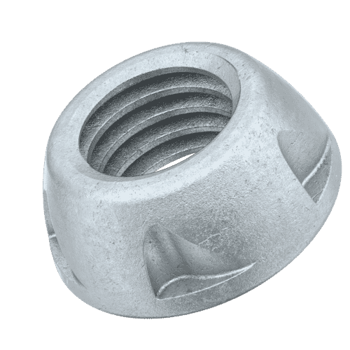 Kinmar® Removable Nuts