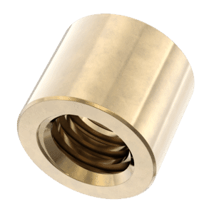 Bronze Cylindrical Trapezoidal Lead Screw Nuts