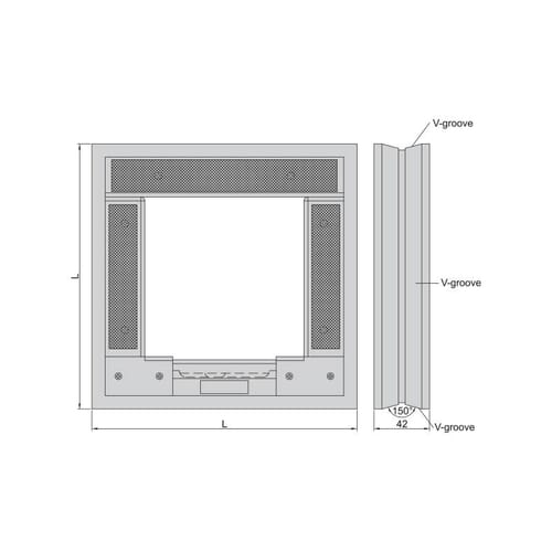 200mm Frame Level (Insize 4906)