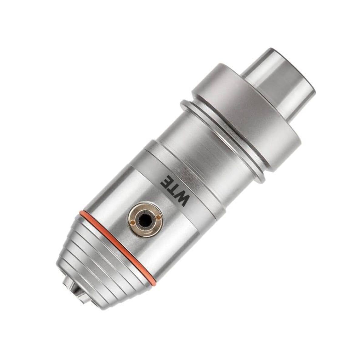 HSK63-F Drill Chucks - 97mm Gauge Length, 50mm Diameter (25000rpm, G6.3)