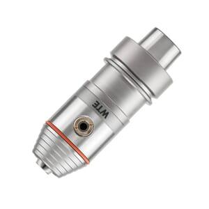 HSK63-F Drill Chucks - 102mm Gauge Length, 57mm Diameter (25000rpm, G6.3)