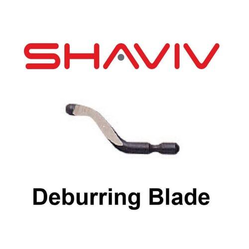B10 Deburring Blade (B Type) - HSS