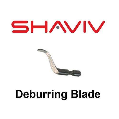 B11 Deburring Blade (B Type) - HSS
