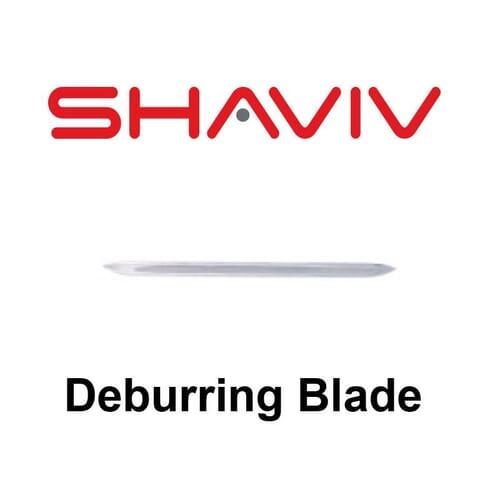 C60 Deburring Blade (C Type) - HSS