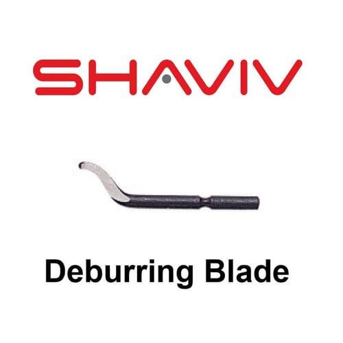 E110 Deburring Blade (E Type) - HSS