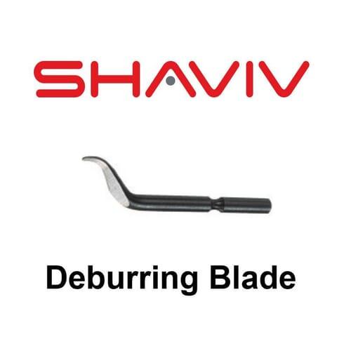 E111 Deburring Blade (E Type) - HSS