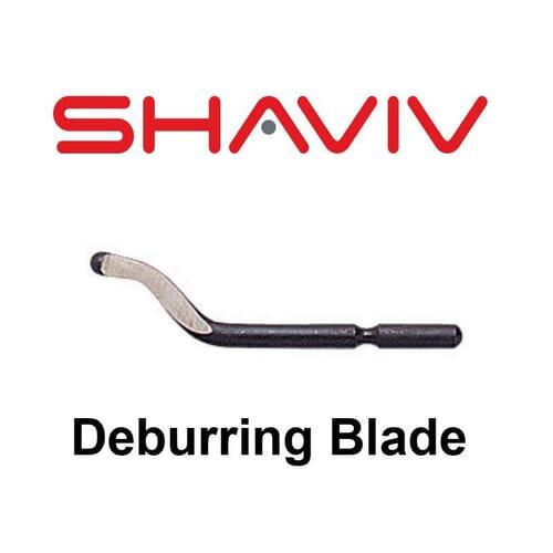 E250 Deburring Blade (E Type) - HSS
