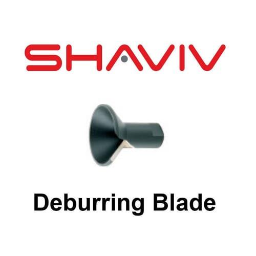 F26X Deburring Blade (F Type) - HSS