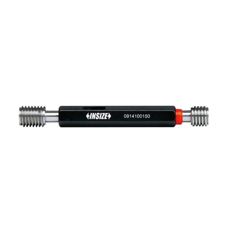 Metric Thread Plug Gage Gauge M10 x 1.5 6H Thread Go and NoGO