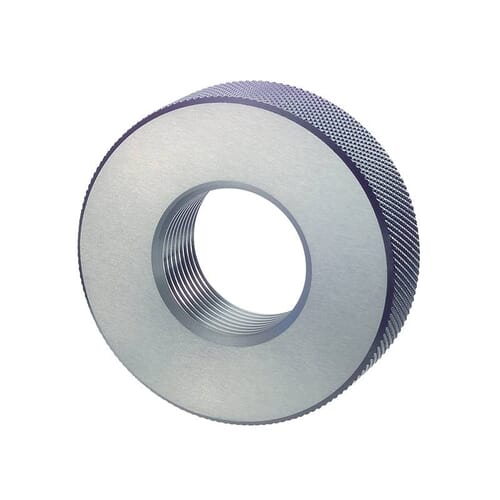 1 3/8 Inch x 6 TPI [2A] UNC - Go Ring Thread Gauge (JBO Johs Boss) - UKAS Calibrated