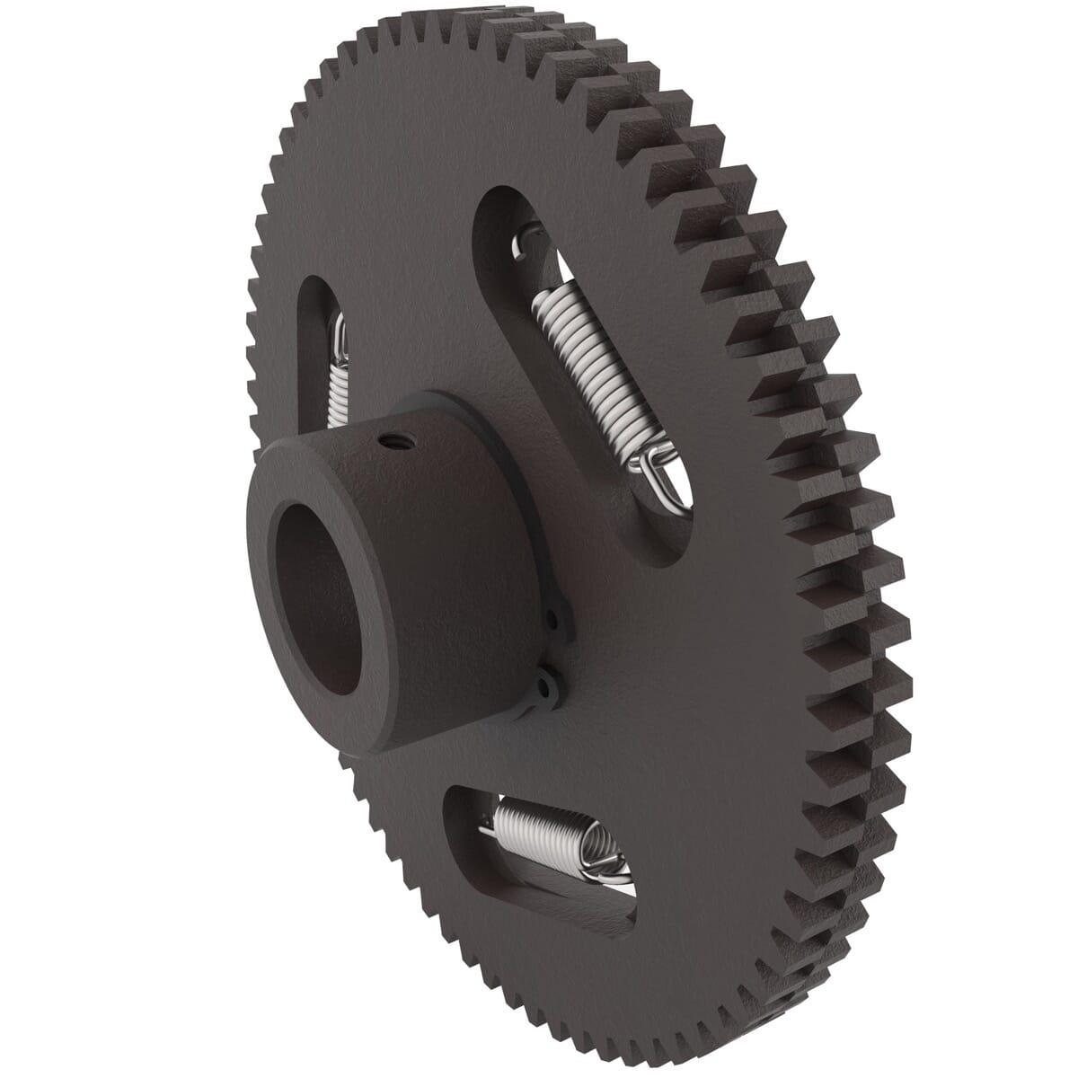 ha Mfg Code 1-030 AM0.7X6.7X6X250 Ametric/® Metric 0.7 Module 20 Deg 0.012 kg 0.0264 lbs Weight b Material: Acetal Resin 250 mm long L Pressure Angle 6 mm wide Injection Molded Metric Gear Rack 6.7 mm High