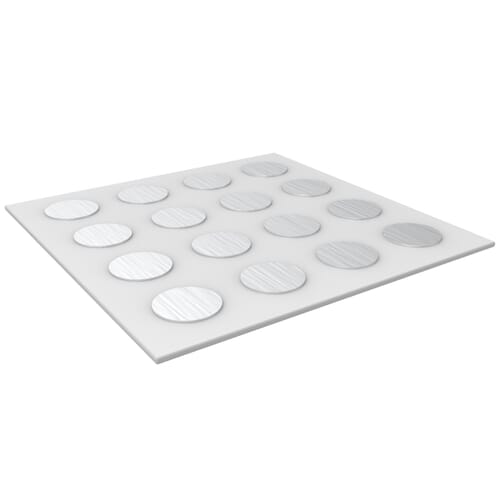 Adhesive Cover Caps
