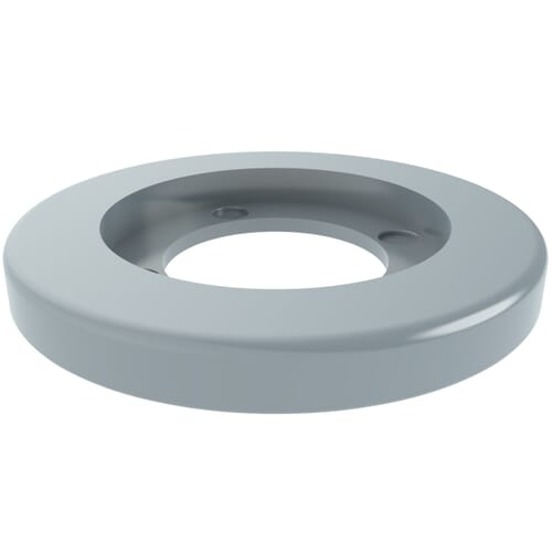 18.2mm x 2.1mm Coloured Assembly Clip Washers - Grey Nylon