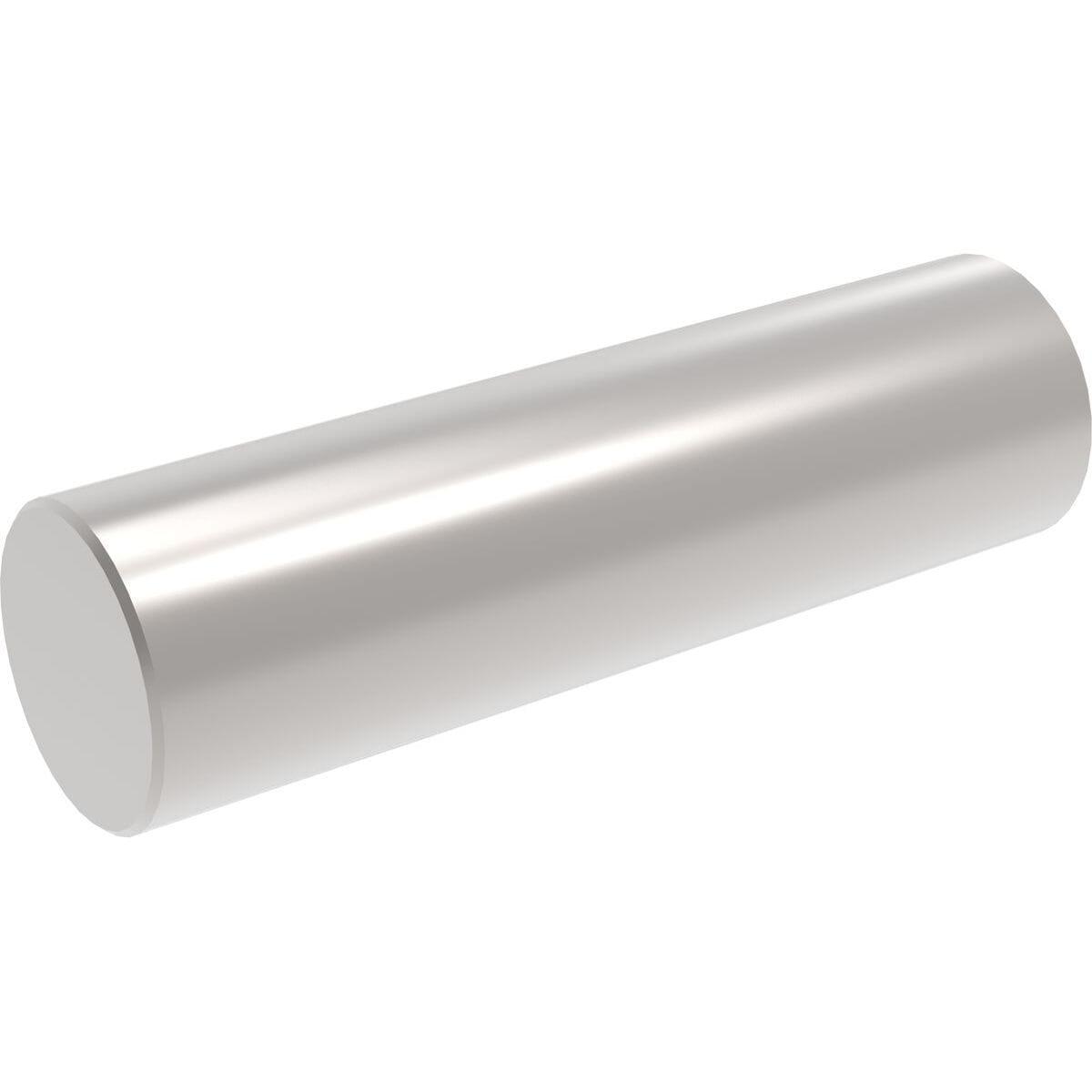 "4.75/"" x 1.5/"" Stainless Steel Pin Dowel Straight Round Stock    #1"