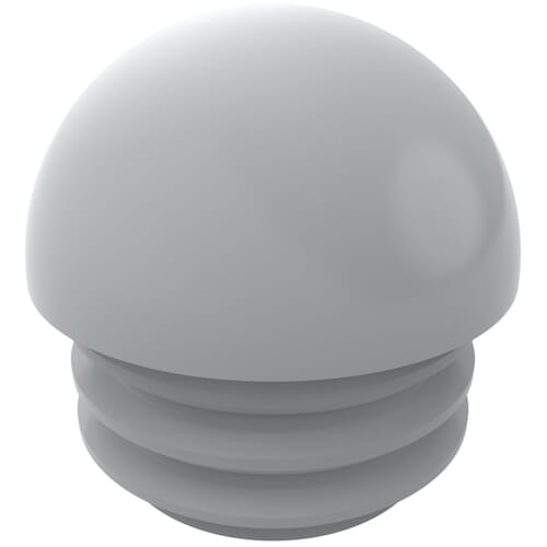 Domed Round Inserts