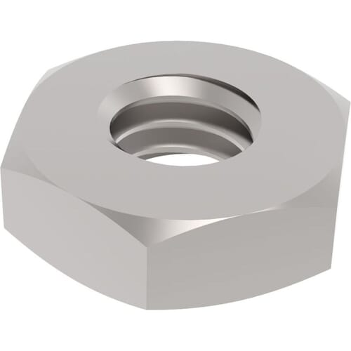 Plain Hexagon Nuts