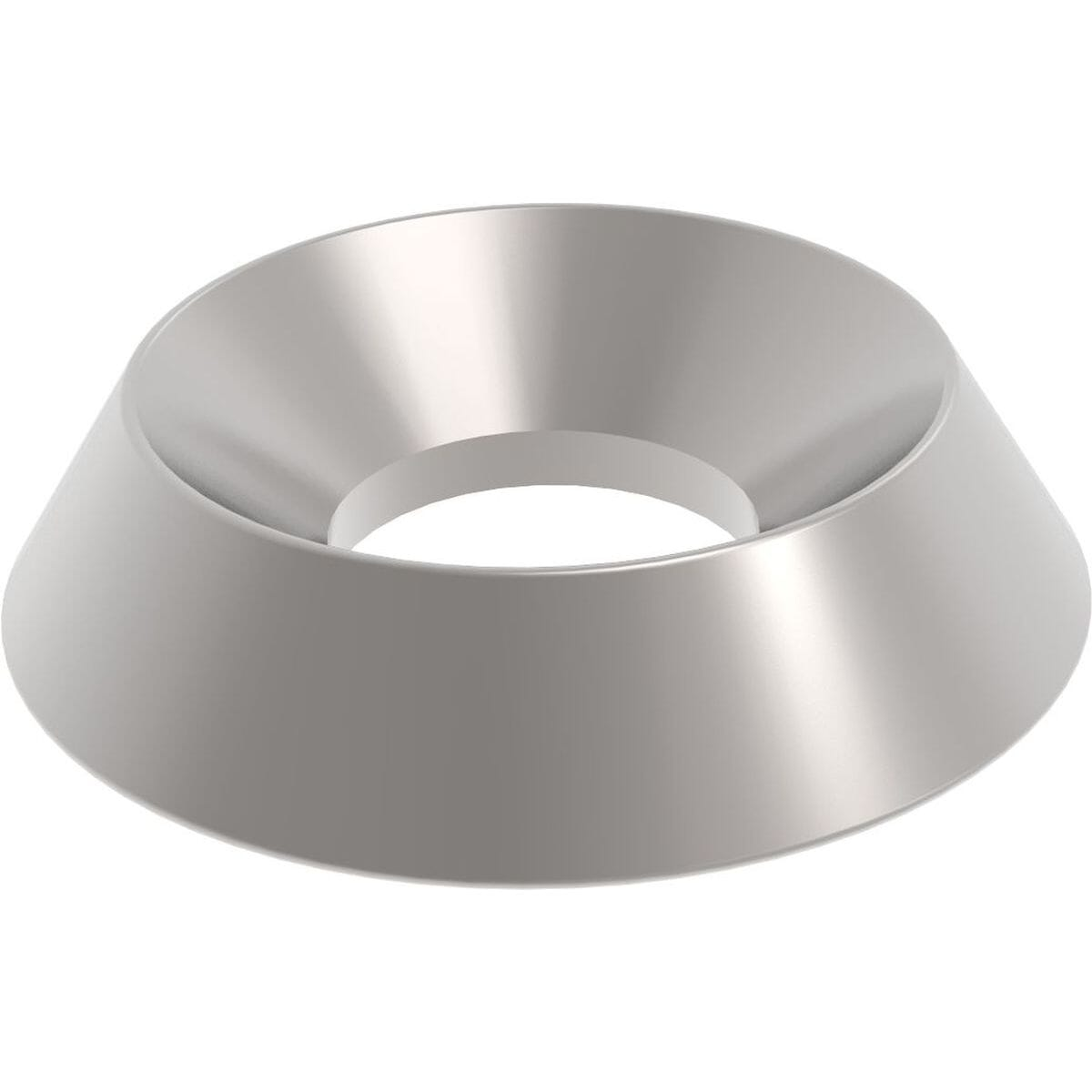 M5 Countersunk Washers (NF E 27-619) - Stainless Steel (A2)
