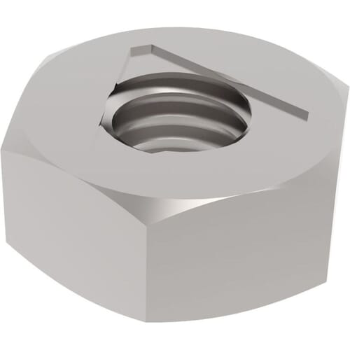 M3 Locking Nuts (DIN 980) - Stainless Steel (A2)