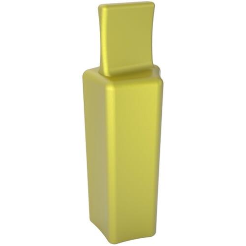 M10 x 25.0mm Multi-Flex Caps - Yellow PVC