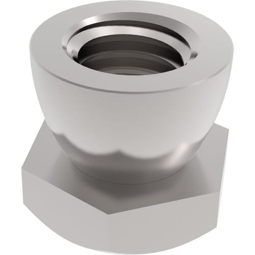 M12 Shear Nuts - Stainless Steel (A2)